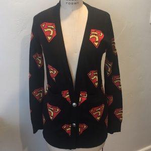 Halfman romantics jacket